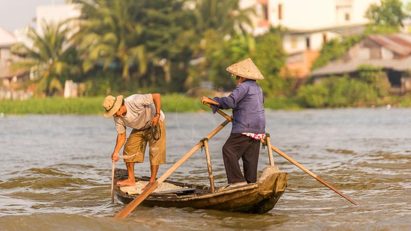 Delta du Mékong, Delta du Mekong, Vietnam