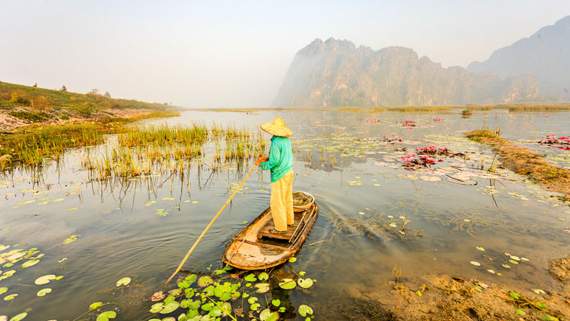 Ninh Bình, Région de Ninh Binh, Vietnam