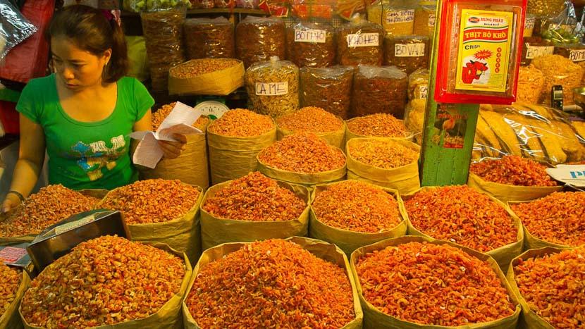 Saigon, Marché Cho Lon de Saîgon