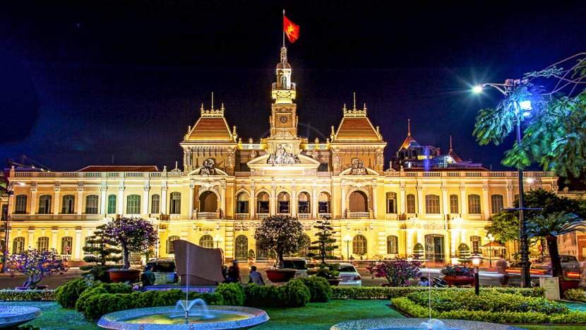 Saigon, Saigon, Vietnam